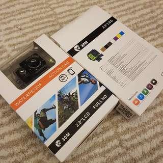 Waterproof camera / video camera / car camera