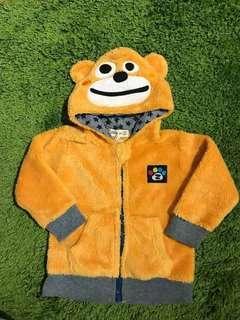 🇯🇵日本帶回 zoomic兒童保暖外套