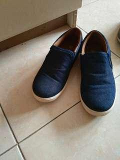 Kasogi shoes (navy)
