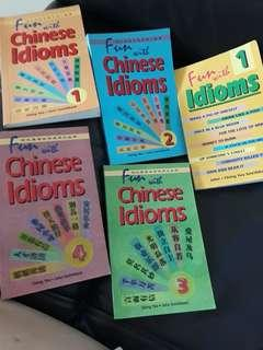 Fun with Chinese idioms 1 - 4