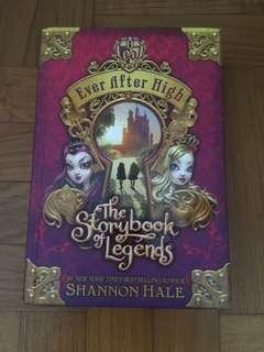 Ever after high children's books