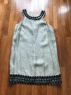 Nine West tunic dress - Fits L XL XXL Uk14 Uk16 Us10 Us12 Us14 Plus Size