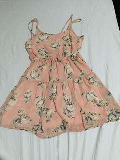 Love culture beach dress/ garden dress