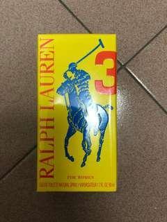 Ralph Lauren No:3 50ml EDT