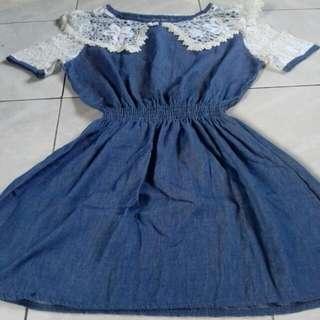 Mini Dress / Bisa Juga Buat Atasan