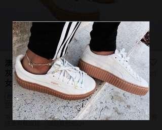 (降價,含運)Puma鬆糕鞋