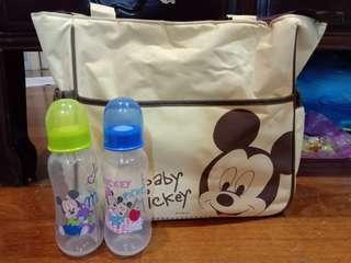 Mickey Diaper Bag