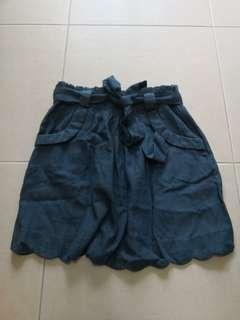 joop blue skirt
