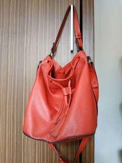 Drawstring Kaynn (Leather)