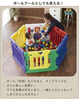 Playpen kids land