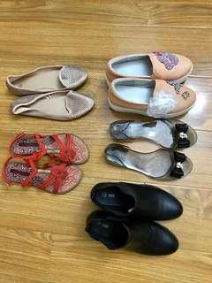 Asian Shoes' The Lot