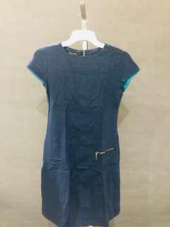 Dress Etoile D'Elfas navy