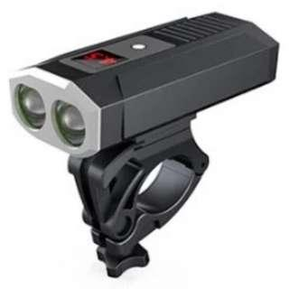 3600mAH 1000 Lumens Bicycle Front Light Y8