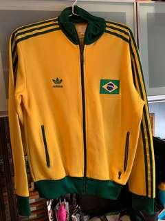 Adidas Originals Brasil Windbreaker (pre-loved)