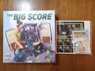 The Big Score KS - BNIS