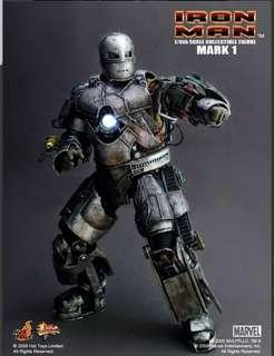 MMS 080 Iron Man Mark 1