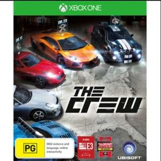 🚚 Xbox One The Crew Digital Download Game Code