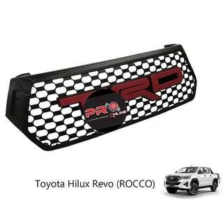 TOYOTA HILUX REVO ROCCO TRD FRONT GRILL