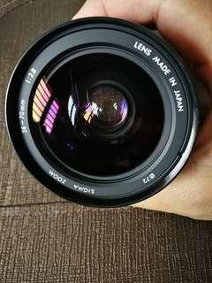 Sigma lens 28-70mm f2.8 Canon EOS mount