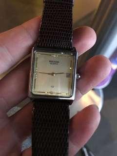 RICOH古舊電子錶