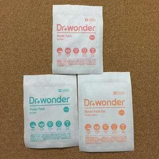 Dr Wonder Pimple Patch ( 3 sizes available )