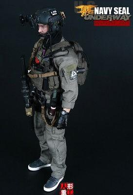 MMS9003 1//6 Scale US Navy Seal Underway Boarding Unit Soldier Uniform Model