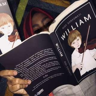 novel william by risa saraswati