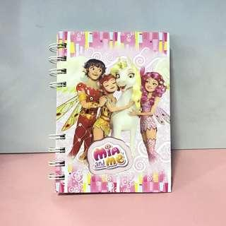 [FREE GIFT] Notebook - Mia and Me