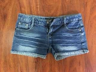 Rugged Hot Pants