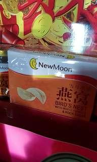 New moon birds nest