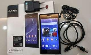 Original Sony Xperia M2 Dual phone+ VR Box