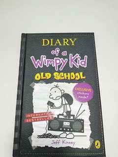 Diary of the wimpy kid Old School