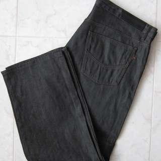 🚚 Louis Vuitton Monogram Quarterfoil Denim Jeans LV Pants