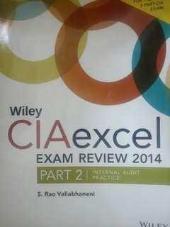 CIA Internal Audit Wiley Book (2014 version)