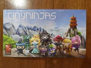 Tiny Ninjas KS - BNIS