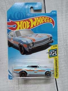 【WTS】Hotwheel 68' Chevy Nova