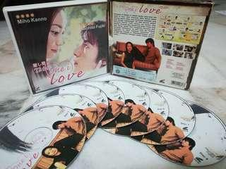 Original_Japanese VCD_TO THE ONE I LOVE