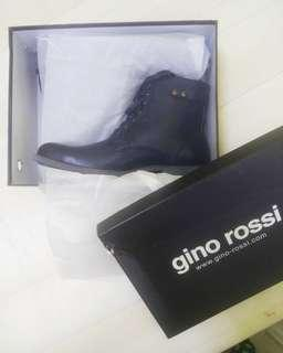 Brand New Gino Rossi Mens Short Boots Shoes