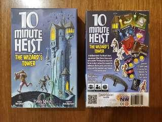 10 Minute Heist - The Wizard's Tower