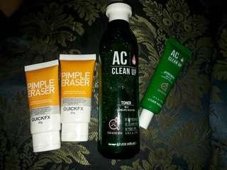 Skin care bundle 2