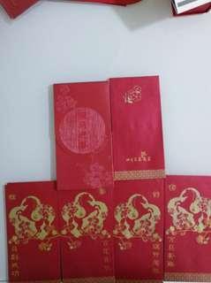 Red Packets/Ang Bao