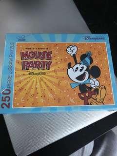 米奇老鼠 Mickey Mouse 90歲生日砌圖 Puzzle 250塊