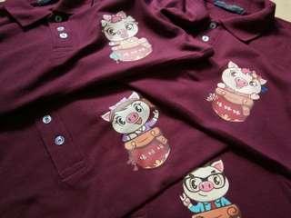 Polo Shirt Printing - Festive Season (CNY)