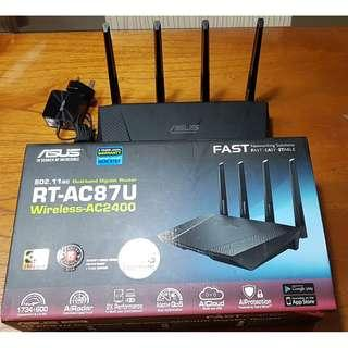 ASUS WIRELESS ROUTER AC2400 RT-87U