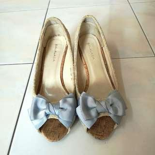 Blue Ribbon & Laces Shoes #CNY888
