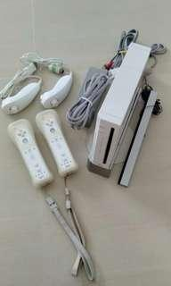 Wii Console Set