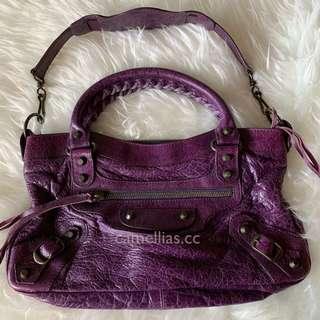 Balenciaga Violet First Regular Hardware
