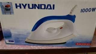 Brand new iron