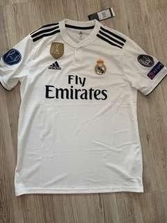 18/19 Real Madrid jersey Real Madrid kit Real Madrid home kit