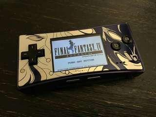 LOOKING FOR: Final Fantasy Edition Gameboy Micro